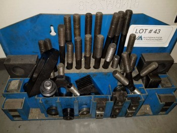Vise Hold Down kit