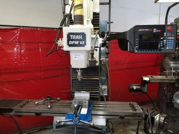 Southwestern Industries Trak DPMV3 3 Axis CNC Vertical Mill
