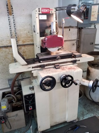 Kent KGS 200 Manual Surface Grinder