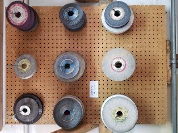 Misc Assortment of Grinding wheels