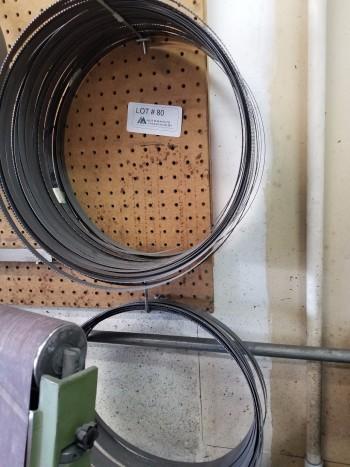 Vertical Bandsaw blades