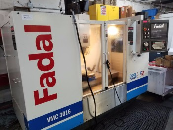 2004 Fadal VMC 3016 CNC Vertical Machining Center