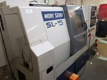 1996 Mori Seiki SL-15 CNC Turning Center