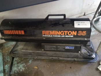 Remington 35 Portable Air heater
