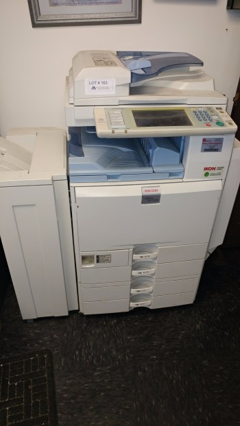 Ricoh Aficio MP C3000 Copy Machine