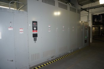 GE 5000KVA DRY TRANSFORMER & LOAD INTERRUPTER
