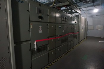 Westinghouse DS II Low Voltage Distribution Switchgear