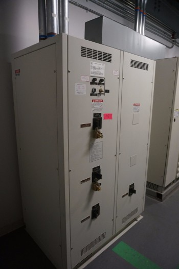 MGE UPS Systems Maintenance Bypass Switch