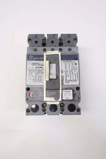 GE SEHA36AT1060C 60A CIRCUIT BREAKER
