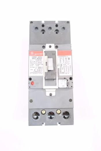GE SFLA36AT0250 250A CIRCUIT BREAKER