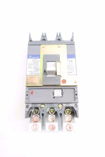 GE SGHA36AT0400 400A CIRCUIT BREAKER