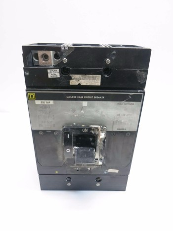 SQUARE D KAL36600 600A CIRCUIT BREAKER