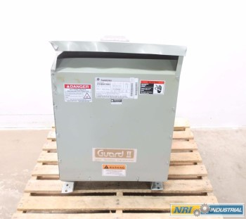 GE 9T23B3873G33 45KVA TRANSFORMER
