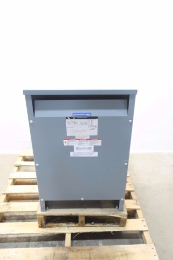 SQUARE D 45T1814HISCUNLP 45KVA TRANSFORMER