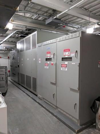 Cutler Hammer 2500/3500KVA Substation Transformer