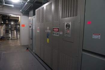 Westinghouse 2500/3500KVA Substation Transformer