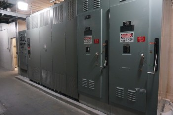 GE 2500/3333KVA Substation Transformer