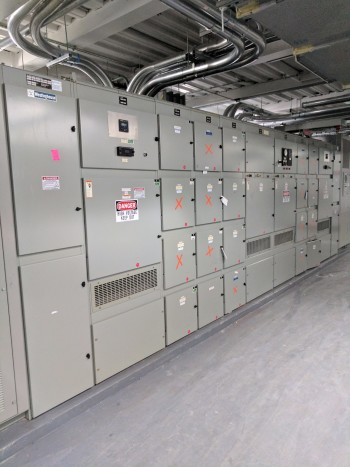 Westinghouse DS Distribution Switchgear with DSL Breakers