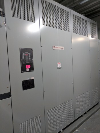 Cutler Hammer 2500/3500KVA Substation Transformer
