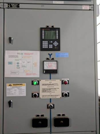 GE AKD-10 Distribution Switchgear with WavePro Breakers
