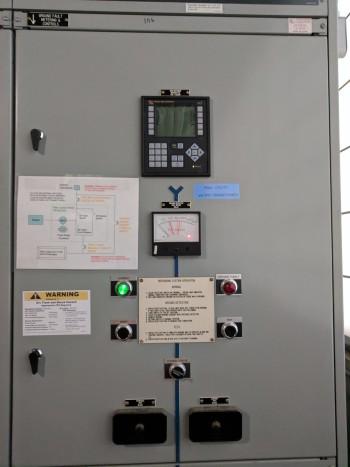 GE AKD-10 Distribution Switchgear with WavePro Breakers