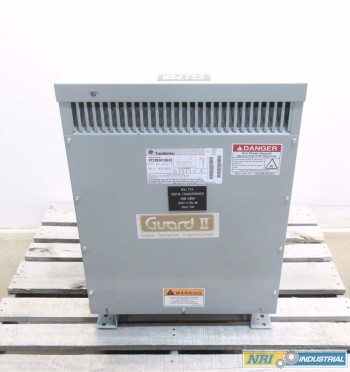 GENERAL ELECTRIC GE 9T23B3873G33 45KVA TRANSFORMERS
