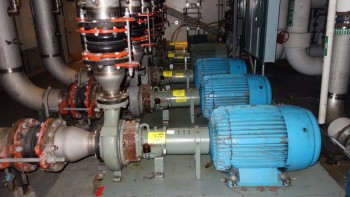 Durco Stainless 2K6X4-10/100 Centrifugal Pump