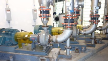Durco Stainless MK3 STD 3K6X4-16 Centrifugal Pump