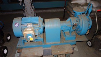 New Paco 6X4 Pump & Motor