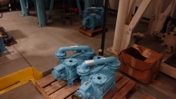 New SIHI LPHR 55312 Vacuum Pump