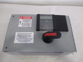 GE POWER QUALITY METER APM4804PQM 480V-AC 3PH 4WIRE