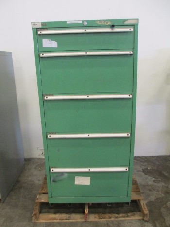 LISTA 5 DRAWER TOOL BOX/STORAGE