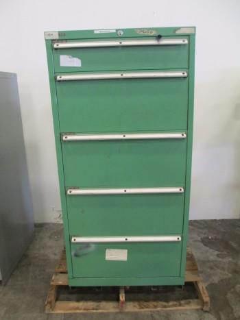 LISTA 5 DRAWER TOOL BOX/STORAGE