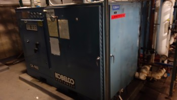 KOBELCO 125HP AIR COMPRESSOR