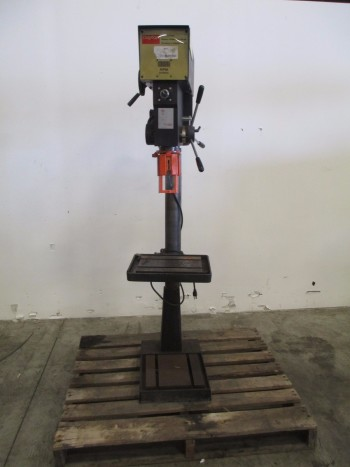 DAYTON 4YG15 15IN DRILL PRESS