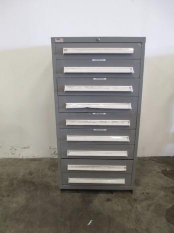 LYON MSS II SAFETYLINK 9 DRAWER TOOL BOX