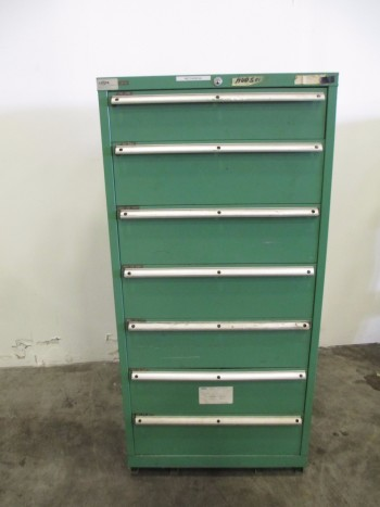 LISTA 7 DRAWER TOOL BOX