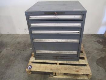 5 DRAWER TOOL BOX/STORAGE