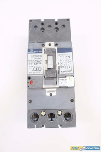 GE SFHA36AT2225C 250A CIRCUIT BREAKER