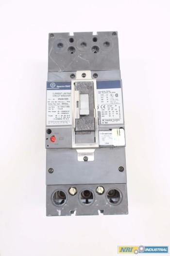 GE SFHA36AT2225C 250A CIRCUIT BREAKER