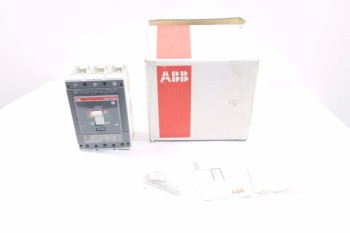 ABB SACE TMAX T5H 600A CIRCUIT BREAKER