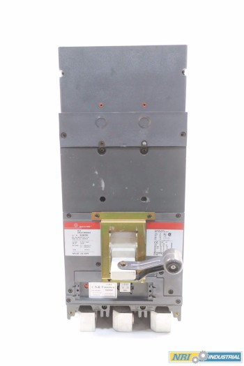GE SKLA36AT0800 800A CIRCUIT BREAKER