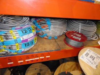 1800 Ft +/-Armorite  solid metal clad cable