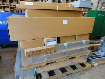 Electric Industrial Panel Boxes-New
