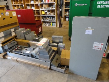 Residential and Commercial Electricial Boxes