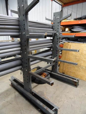 8\' Metal Racking-Heavy Duty