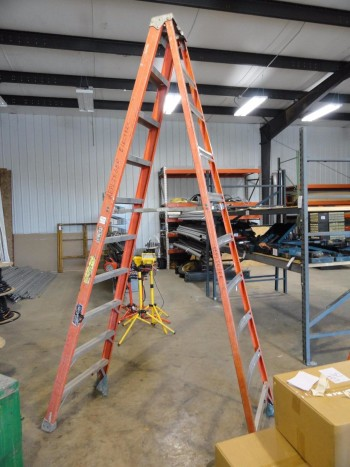 Werner Ladder 10 ft