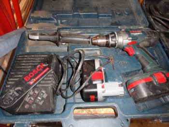 Bosch Brute Impact Drill Tough 18v