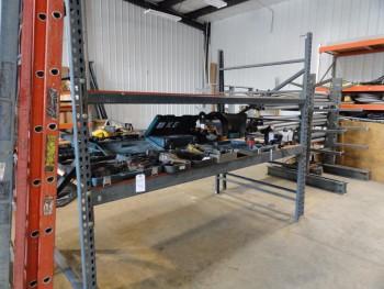 10 ft Shelving-disassembled