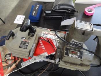 Porter Cable Handheld Bandsaw